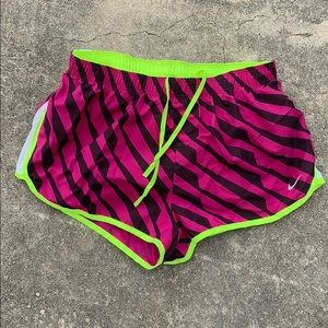 Nike Dri-Fit Running Shorts (Small)